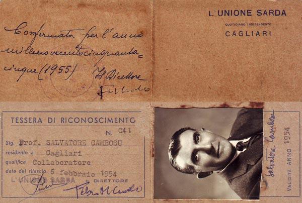Tesserino-Unione-Sarda-Cambosu-Giornalista