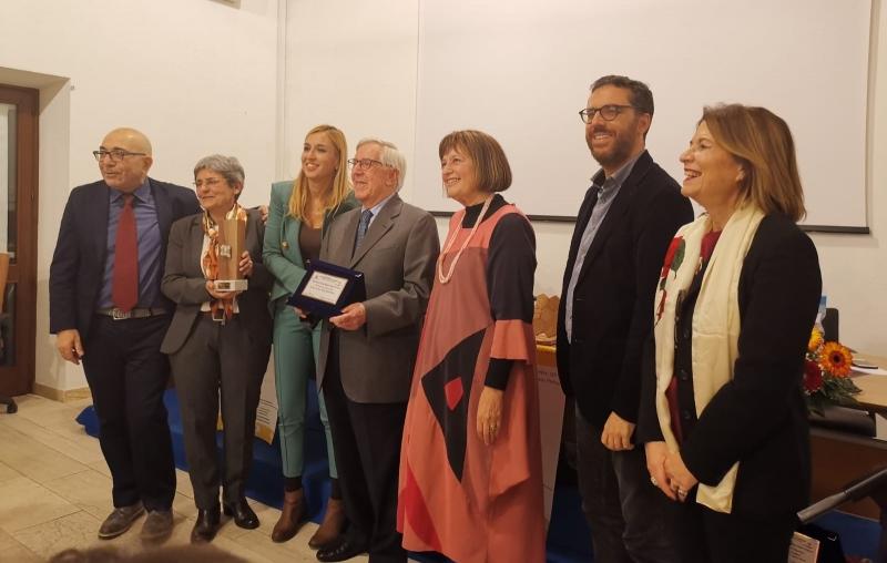 Ricevuta la prima parte del finanziamento RAS per il premio letterario